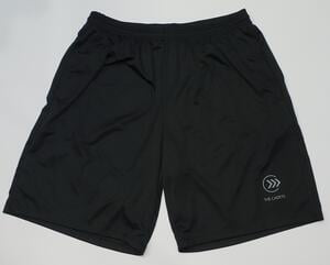 The Cadets Black Shorts
